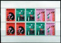 """(1967) MiNr. 888 - 890 ** - Nizozemsko - BLOCK 6  - """"Voor het Kind"""""""