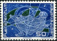 (1969) MiNr. 510 ** - Lichtenštejnsko - 250 let Lichtenštejnska