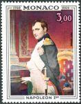 (1969) MiNr. 928 ** - Monako - 200. narozeniny Napoleona I.