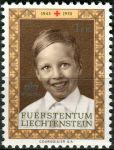 (1970) MiNr. 526 ** - Lichtenštejnsko - 25 let Lichtenštejnského červeného kříže