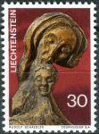(1970) MiNr. 532 ** - Lichtenštejnsko - Vánoce