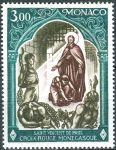 (1971) MiNr. 1013 ** - Monako - Červený kříž v Monaku