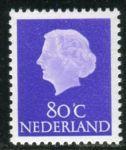 (1971) MiNr. 722 ** - Nizozemsko - Královna Juliana