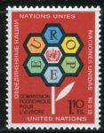 (1972) MiNr. 27 ** - OSN Ženeva - 25 let Hospodářská komise pro Evropu (ECE)