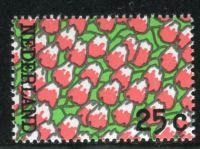 (1973) MiNr. 1006 ** - Nizozemsko - květiny