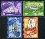 (1973) MiNr. 1007 - 1010 ** - Nizozemsko - Letní známky ve prospěch sociálního a kulturního blahobyt