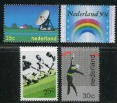 (1973) MiNr. 1013 - 1016 ** - Nizozemsko - Výročí a události