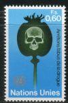 (1973) MiNr. 32 ** - OSN Ženeva - Boj proti zneužívání drog