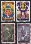 (1974) MiNr. 1026 - 1029 ** - Nizozemsko - Letní známky ve prospěch sociální a kulturní péče: Festiv