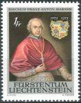 (1974) MiNr. 613 ** - Lichtenštejnsko - 200. výročí úmrtí Franze Antonína Marxera