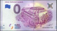 (2018-1) Slovensko - HRAD ČERVENÝ KAMEŇ - € 0,- pamětní suvenýr