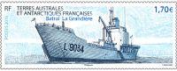 (2018) MiNo. 1005 ** - French Antarctic - Ships