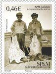 (2018) MiNr. 1295 ** - Saint Pierre a Miquelon - Rybáři s treskou