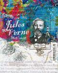 (2018) MiNr. 1297 ** - Saint Pierre a Miquelon - BLOCK 34 - 190. narozeniny Julesa Verna