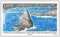 (2018) MiNr. 998 ** - Francouzská Antarktida - La Quille