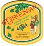 Černá Hora - pivovar - Grena x Kofola