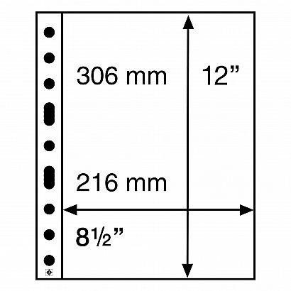 SH list 312 - 1C - na dokumenty A4 (bal. 50 ks)