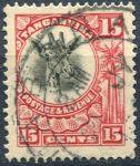 (1922) Gi. 76 / MiNr. 67 - O - Tanganyika - žirafa