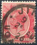 (1922) Gi. 82 / MiNr. 5 - O - Keňa a Uganda - král Jiří V.