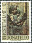 (1966) MiNr. 1214 ** - Itálie - 500. výročí úmrtí Donato di Niccolo di Betto Bardi, známého jako Don