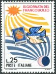 (1967) MiNr. 1250 ** - Itálie - Den známky