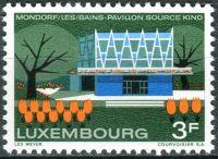 (1968) MiNr. 773 ** - Lucembursko - Lázně Mondorf