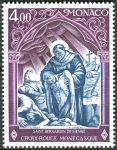 (1975) MiNr. 1169 ** - Monako - Červený kříž v Monaku