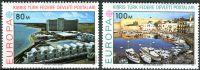 (1977) MiNr. 41 - 42 ** - Severní Kypr (turecký) - Europa: krajina