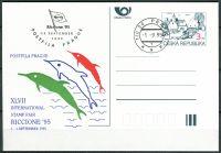 (1995) CDV 7 O - P 9 - Riccione - razítko + kašet