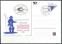 (1996) CDV 18 O - P 14 - Essen - razítko + kašet