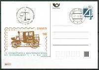 (1998) CDV 22 O - P 31 - Essen - razítko + kašet