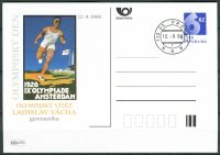 (1998) CDV 32 O - P 37 - Olympijský den - razítko