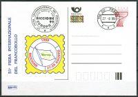 (1999) CDV 41 O - P 49 - Riccione 99 - razítko + kašet