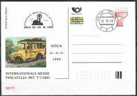 (1999) CDV 41 O - P 51 - Köln - Stempel + Gütesiegel