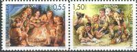 (2007) MiNr. 4792 - 4793 ** - Bulharsko - 2-bl - Europa: skaut