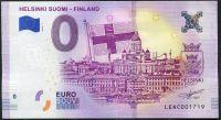 (2018-1) Finsko - Helsinky - € 0,- pamětní suvenýr