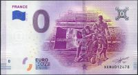 (2018-2-FR) France - Football - € 0, - commemorative souvenir