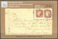 (2018) A 987 ** - Česká republika - Bombajský dopis
