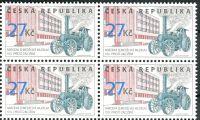 (2018) č. 997**- Česká republika - 4-bl - Národní zemědělské muzeum