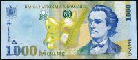 Rumunsko - (P 106) 1000 LEI (1998) - UNC