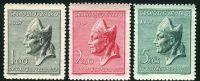 (1947) č. 450-452 ** - ČSSR - sv. Vojtěch