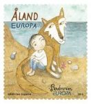 (2010) č. 324 ** - Aland - EUROPA 2010