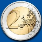 Marino - 2 € mince Vasari