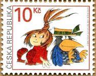 (2011) č. 685 ** - ČR - Dětem - Malá čarodějnice