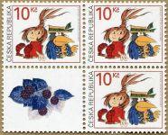 (2011) č. 685 ** - Česká republika - Dětem - Malá čarodějnice - VK-3