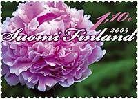 (2009) č. 1958 ** - Finsko - pivoňka