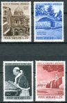 (1964) MiNr. 442 - 445 ** - Vatikán - Putování papeže Pavla VI. do Svaté země