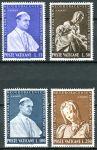 (1964) MiNr. 450 - 453 ** - Vatikán - Světová výstava, New York