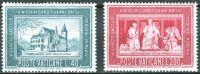 (1964) MiNr. 462 - 463 ** - Vatikán - 500. výročí úmrtí Mikuláše z Cusy