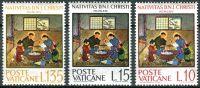 (1964) MiNr. 464- 466 ** - Vatikán - Vánoce